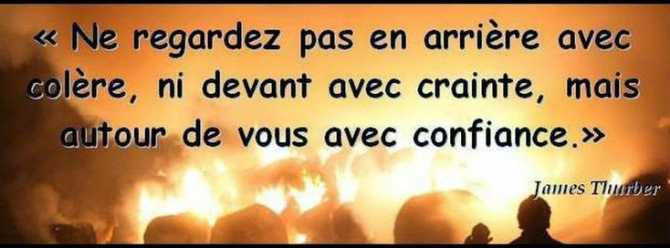 Couverture facebook hd citation confiance