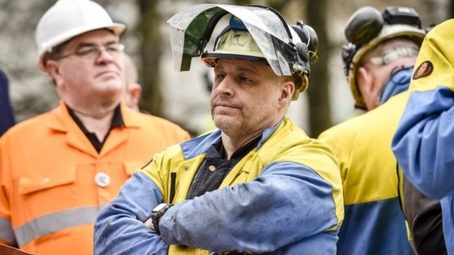 Image result for tata steel union rep port talbot