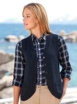 Merino-wool Sweater Vest