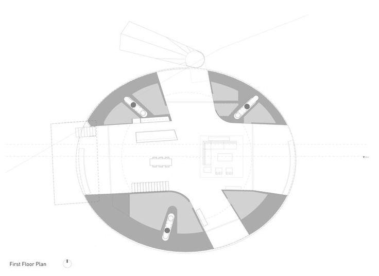 Concept la maison flottante qui affronte les d fis for Maison flottante
