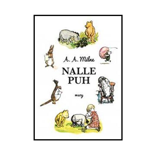 Nalle Puh A.A. Milne http://lahjaopas.info/lahjat/nalle-puh-a-a-milne/ A.A. Milnen rakastettu lastenkirjaklassikko Nalle Puh sopii lahjaksi kaikenikäisille