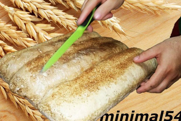 Πως να φτιάξετε μια επιτυχημένη συνταγή για ψωμί αφράτο και τραγανή κόρα