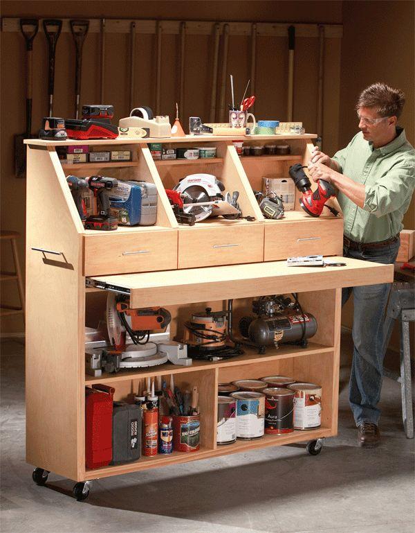 Stanley Garage Workshop Drawer Unit