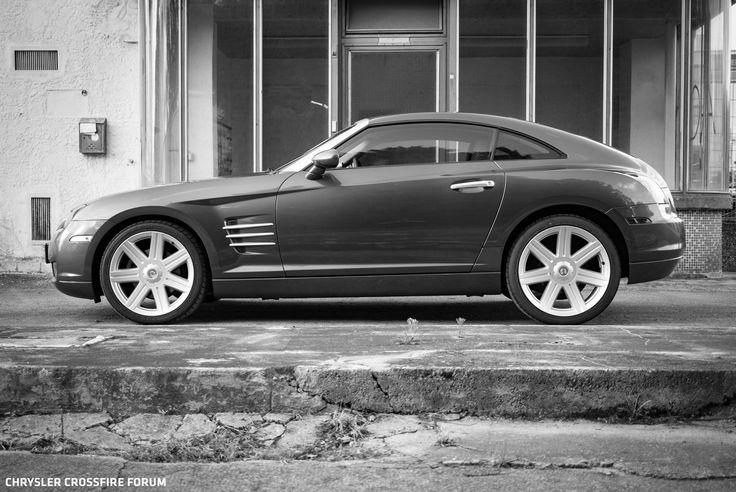 Chrysler Crossfire #chryslercrossfireforum #crossfireforum #chrysler #crossfire