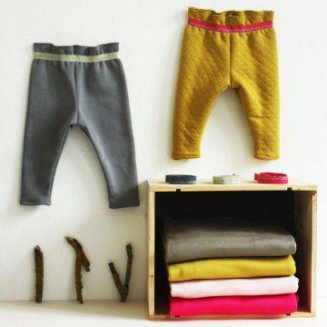 patron couture de leggings pour enfant