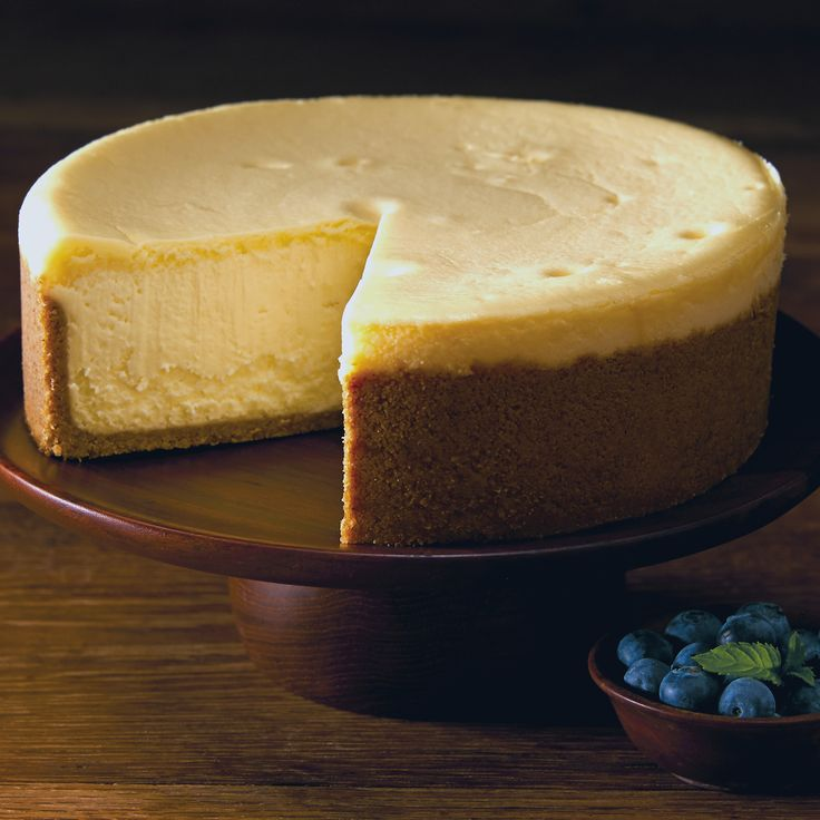 The Cheesecake Factory Original Cheesecake .. Tweak for THM / Low Carb