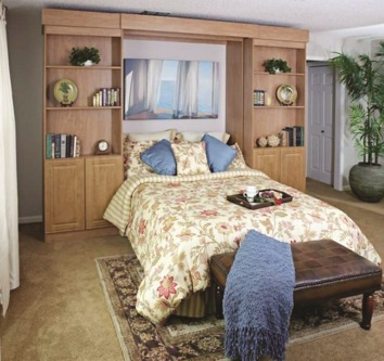 Lovely The Great American Wall Bed Company Received An Exclusive Contract With A National  Warehouse Furniture Retailer