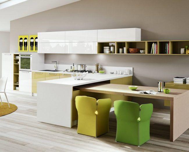 Die besten 25+ Küche taupe Ideen auf Pinterest Moderne - kche wandfarben