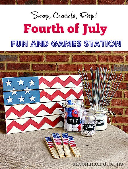 30  Inspiring 4th of July Party Ideas You Can Make Yourself