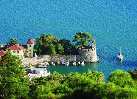 Naupaktos, Greece