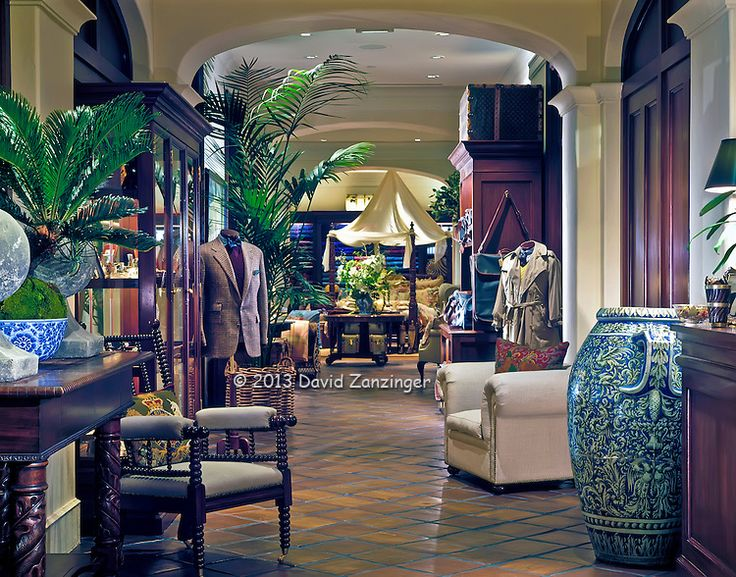 ralph lauren interiors interior decor american clothes designer - American Home Decor Stores