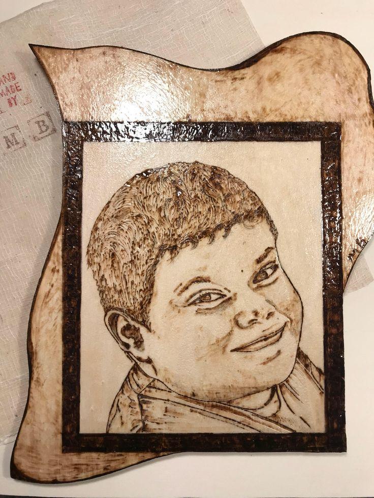 Famoso Oltre 25 fantastiche idee su Pirografia su legno su Pinterest  FP72