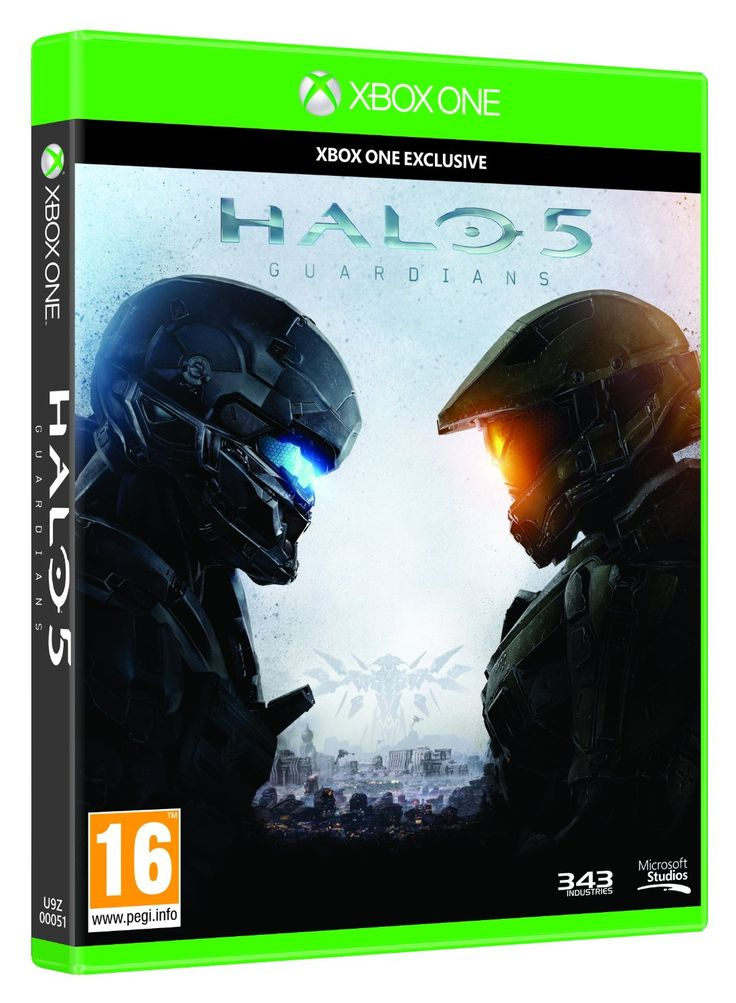 2. Halo 5: Guardians (Xbox One): Amazon.co.uk: PC & Video Games