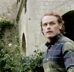 Outlander´s Editions by Geno Acedo — outlander-news:   Sam Heughan for'Barbour Shirt...