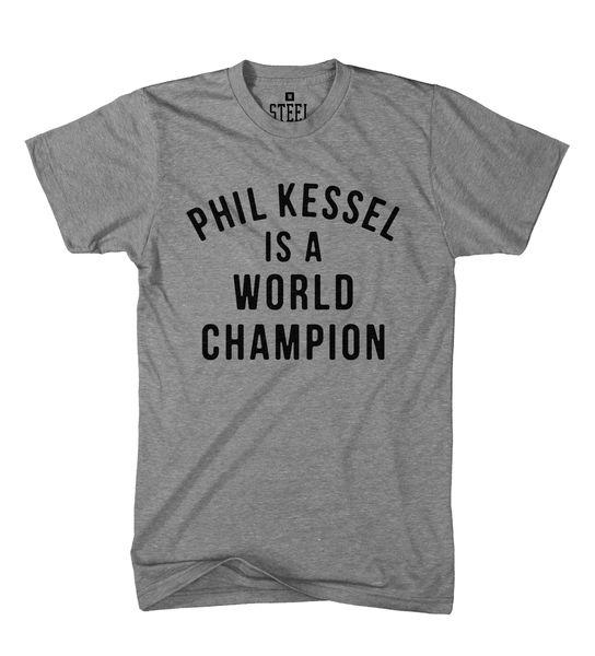 Phil Kessel is a World Champion Tee | Steel City | Pittsburgh Penguins