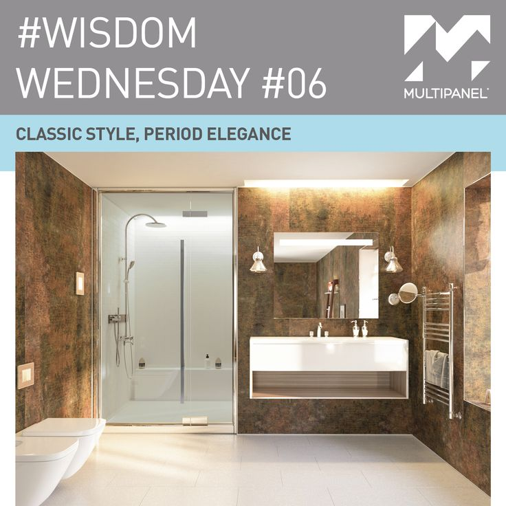"#WisdomWednesday ""Classic Style, Period Elegance"" http://www.multipanel.co.uk/"