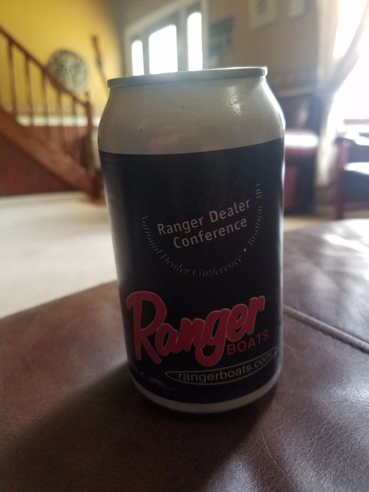 Ranger Boats Dealers Conference Can Cola. Has Not Been Open. Had It For 20 Years