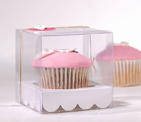 ♥Tip of the day♥ : A cupcake a day keeps the tummy rumbles away // Visit us: http://selfpackaging.com/en/root/home/ideas-i221605-cupcake-box-for-first-communion-622.html #cupcakes #giftboxes #cupcakeboxes #homemade #pinkcupcake