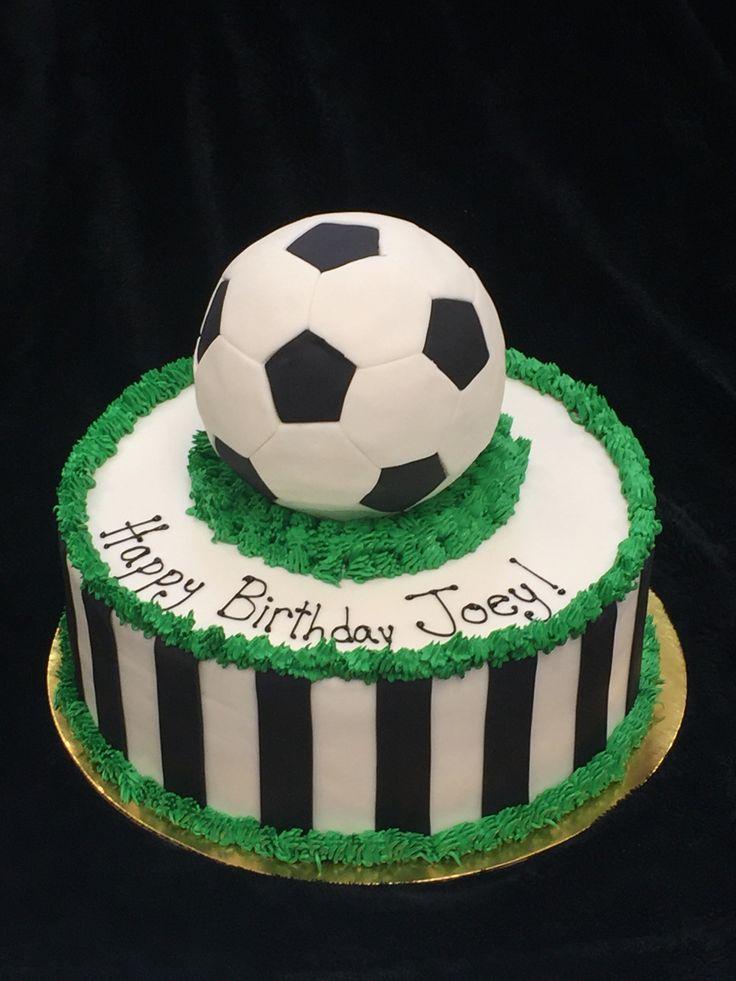 Best 25+ Soccer birthday cakes ideas on Pinterest | Soccer ...