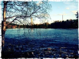 Lake #hometown#landscape#