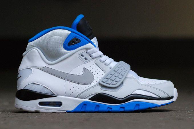 Best Gift Nike Jordan Aero Mania 2013 Cheap sale University Blue