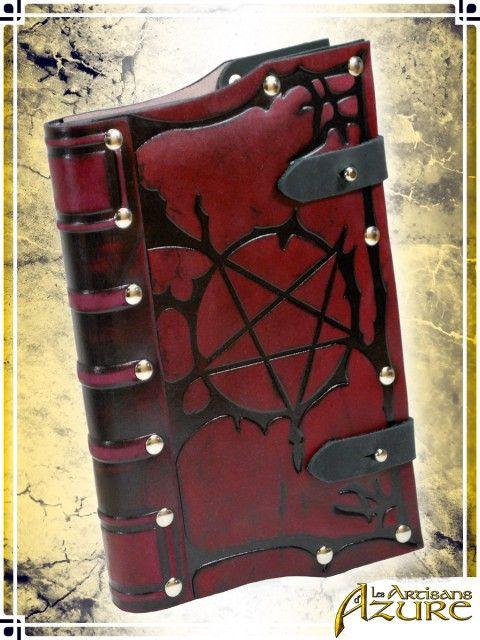 Cultist Medium Spellbook