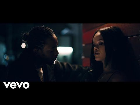 Rihanna and Kendrick Lamar show their allegiance to the other person in extreme ways in Lamar's new video recording BY SAEED NASIR