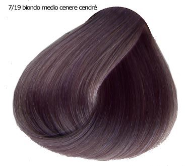 Color Fresh 7/19 NEW biondo medio cenere cendré Wella 75 ml