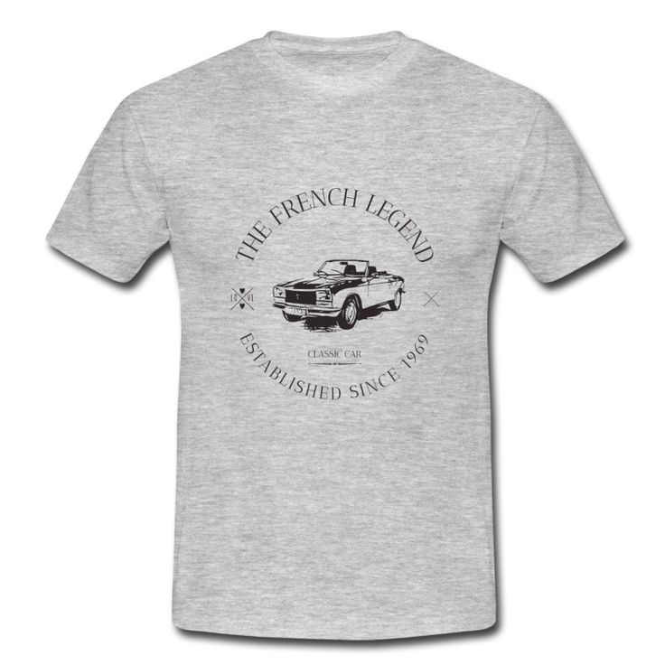 Tee-shirt homme PEUGEOT 304 COUPE The FRENCH Legend