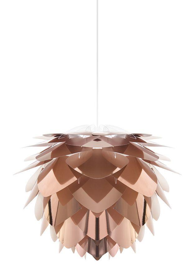 Silvia hanglamp koper - Vita Copenhagen