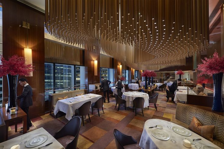 Best French Restaurants Hong Kong | Amber | The Landmark Mandarin Oriental