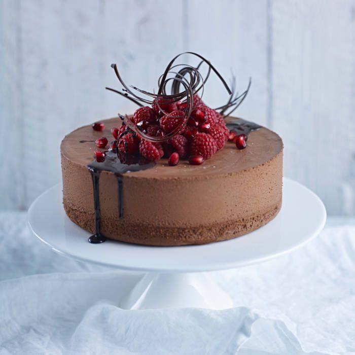 Chokladtårta – recept