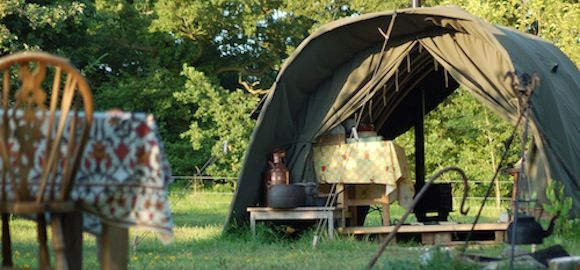 Gypsy Camp, Bouncers Farm, Essex