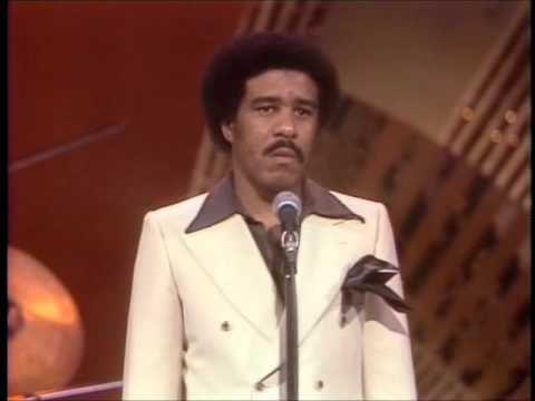 RICHARD PRYOR - 1974 - Standup Comedy George Foreman Ken Norton Muhammad Ali