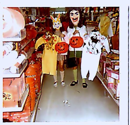 grants variety store penfield ny halloween late 1960s - Ny Halloween Store
