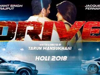 Sushant Singh Rajput And Jacqueline Fernandez's Drive First Look OUT | Karan Johar