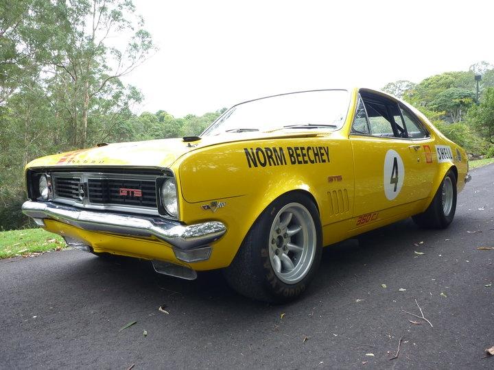 HT Monaro GTS 350