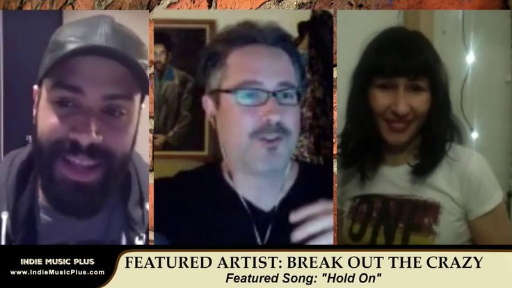 Indie Music LIVE! 67 - Break Out The Crazy, Ariel Currant, Young $enior, Brian Byrne: Musicoin - Promote your music NOW http://www.indiemusicplus.ecwid.com