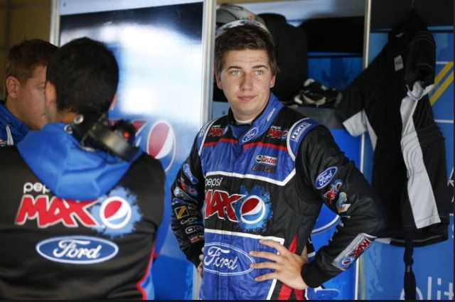 Chaz Mostert. Ford Performance Racing (FPR)