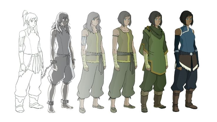 legend of korra characters - photo #5