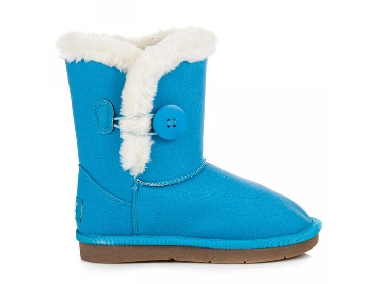Detské modré snehule Katka