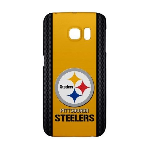 Pittsburgh Steelers Samsung Galaxy S6 EDGE Case Wrap Around