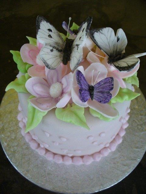 Top of the weddingcake
