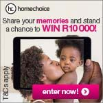 Share R10000 with your mom this Mother's Day! | Ends 31 May 2015