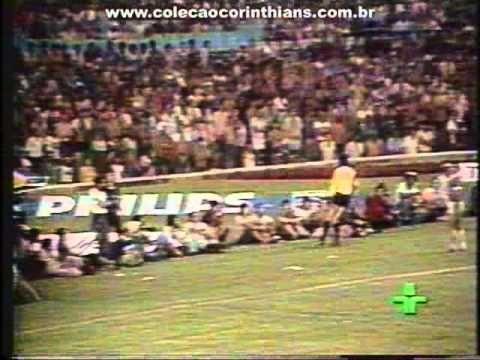 1 x 1 Fluminense - Invasão Maracanã - 1976