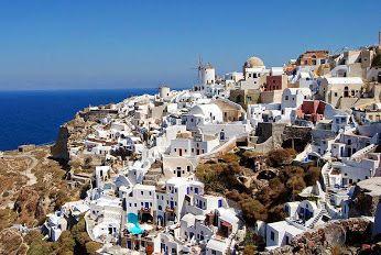#Oia #Greece #Vacations
