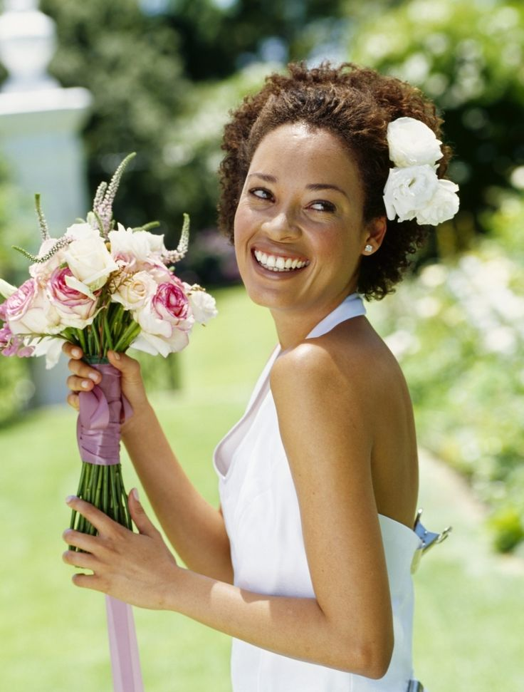Bridesmaid Hairstyles For Naturally Curly Hair