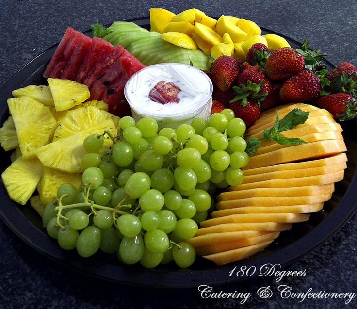 #fruit #platter #180degrees #catering