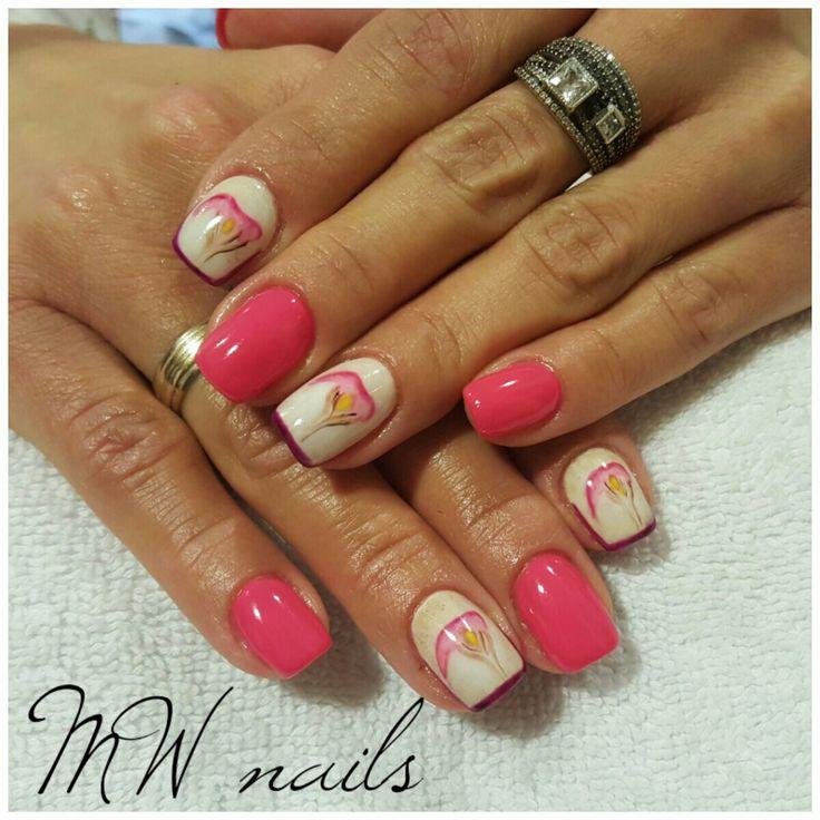 Różowo i kolorowo
