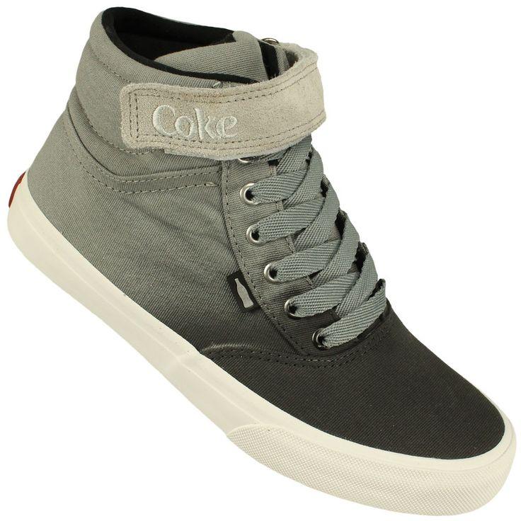 O Tênis Coca-Cola Shoes Mika Ombre é especialmente para o público que busca por um calçado casual! Conta com um estilo totalmente despojado que combina perfeitamente com qualquer momentos do seu dia a dia.